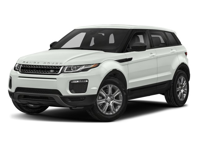 2018 Land Rover Range Rover Evoque SE 5 Door SE Intercooled Turbo Premium Unleaded I-4 2.0 L/122 [0]