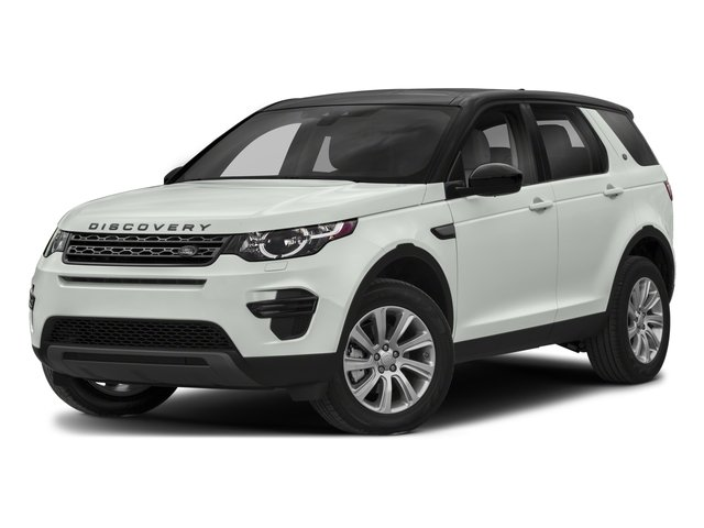 2018 Land Rover Discovery Sport SE SE 4WD Intercooled Turbo Premium Unleaded I-4 2.0 L/122 [4]