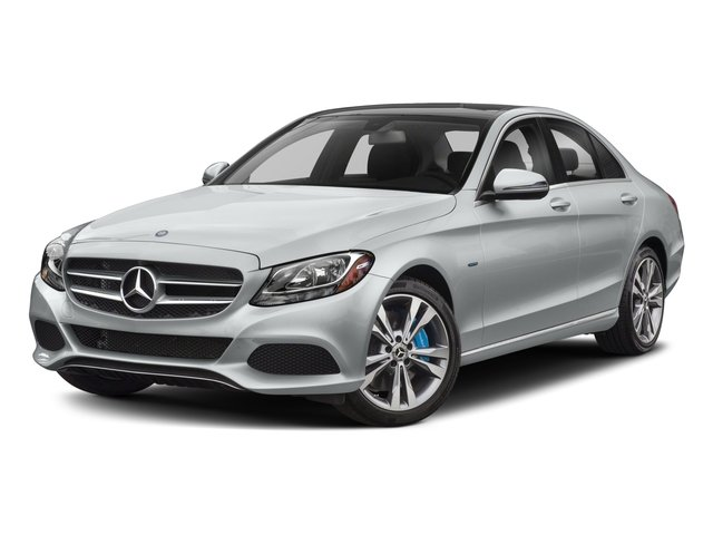 2018 Mercedes-Benz C-Class C 350e C 350e Sedan Intercooled Turbo Gas/Electric I-4 2.0 L/121 [16]