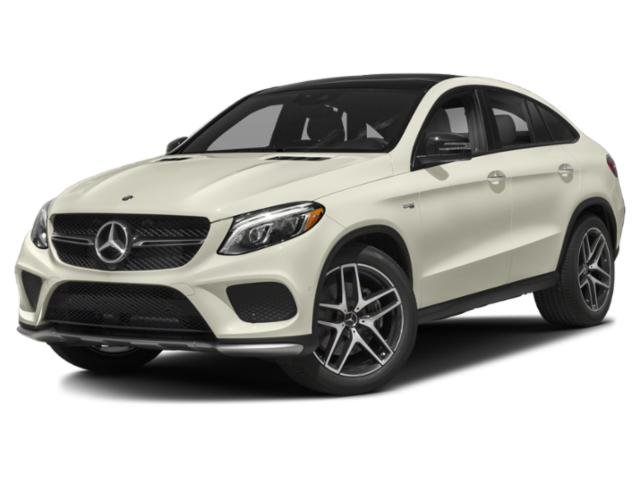2018 Mercedes-Benz GLE AMG GLE 43 AMG GLE 43 4MATIC Coupe Twin Turbo Premium Unleaded V-6 3.0 L/183 [3]