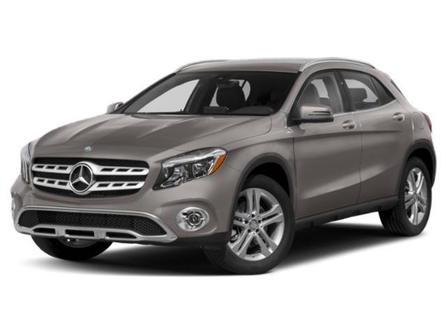 2018 Mercedes-Benz GLA GLA 250 GLA 250 4MATIC SUV Intercooled Turbo Premium Unleaded I-4 2.0 L/121 [12]