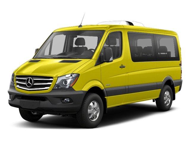 """2018 Mercedes-Benz Sprinter Passenger Van Passenger 144 WB 2500 Standard Roof V6 144"""" RWD Intercooled Turbo Diesel V-6 3.0 L/182 [3]"""
