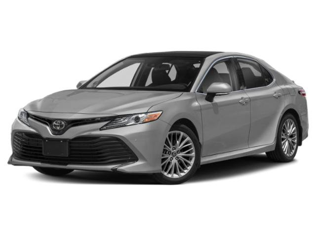 2018 Toyota Camry  Regular Unleaded I-4 2.5 L/152 [0]