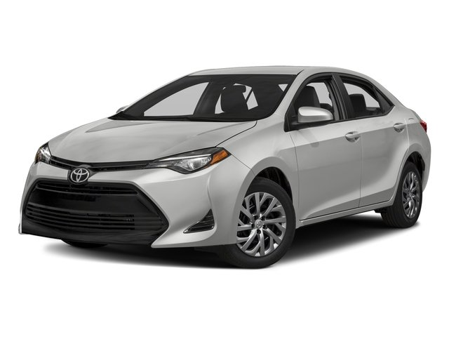2018 Toyota Corolla LE LE CVT Regular Unleaded I-4 1.8 L/110 [18]