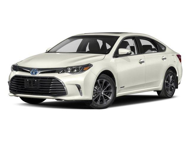 2018 Toyota Avalon Hybrid XLE Plus Hybrid XLE Plus Gas/Electric I-4 2.5 L/152 [5]