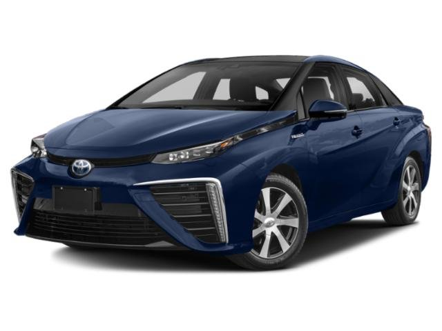 2018 Toyota Mirai Sedan Electric [3]