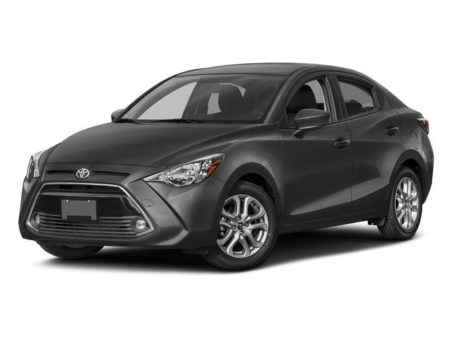 2018 Toyota Yaris iA Auto Regular Unleaded I-4 1.5 L/91 [1]