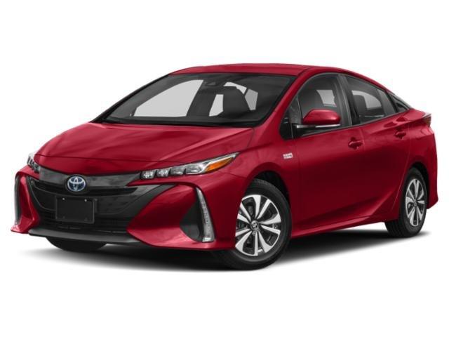 2018 Toyota Prius Prime Advanced Gas/Electric I-4 1.8 L/110 [43]