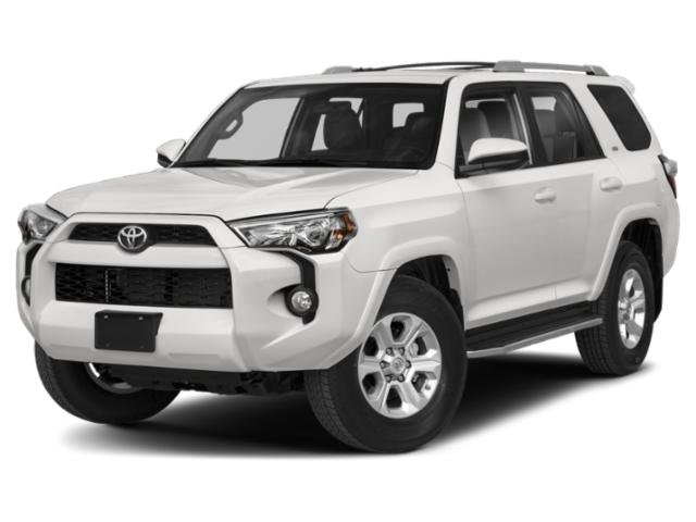 2018 Toyota 4Runner SR5 SR5 4WD Regular Unleaded V-6 4.0 L/241 [1]