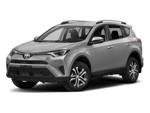 2018 Toyota RAV4 LE LE AWD Regular Unleaded I-4 2.5 L/152 [0]