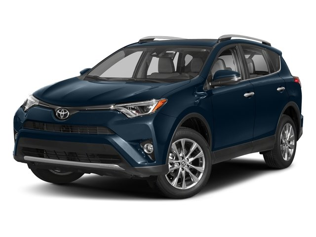 2018 Toyota RAV4 Limited Limited FWD Regular Unleaded I-4 2.5 L/152 [0]