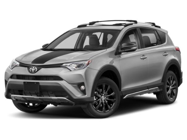 2018 Toyota RAV4  Regular Unleaded I-4 2.5 L/152 [1]