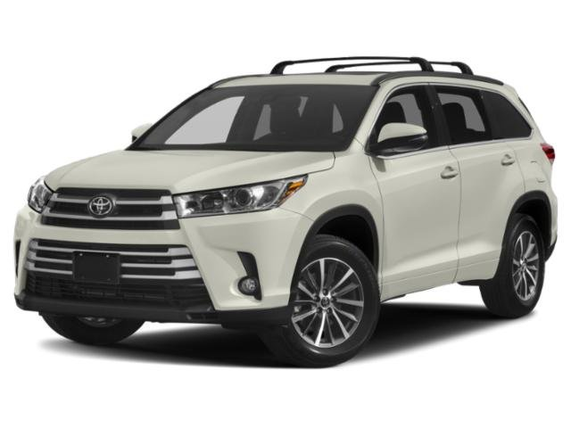 2018 Toyota Highlander XLE XLE V6 FWD Regular Unleaded V-6 3.5 L/211 [1]
