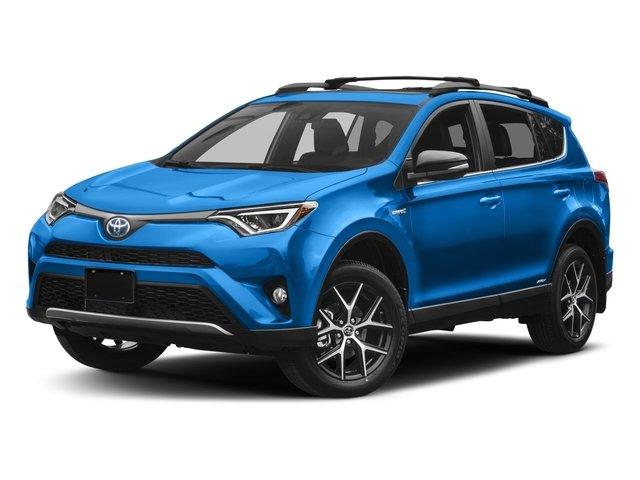 2018 Toyota RAV4 Hybrid SE Hybrid SE AWD Gas/Electric I-4 2.5 L/152 [7]
