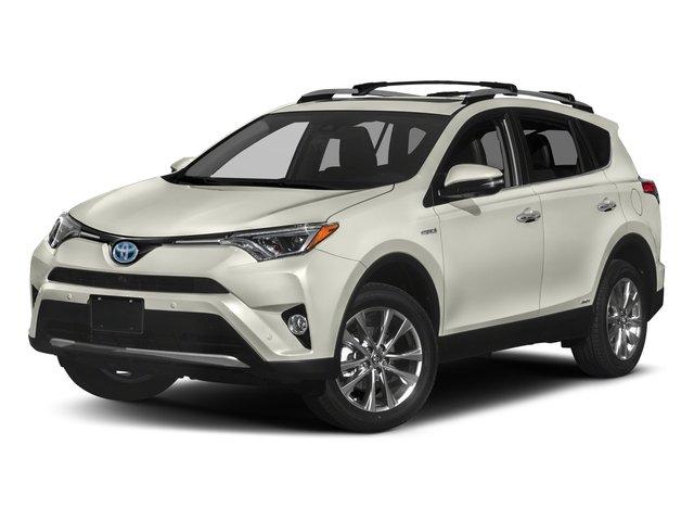 2018 Toyota RAV4 Hybrid Limited Hybrid Limited AWD Gas/Electric I-4 2.5 L/152 [0]