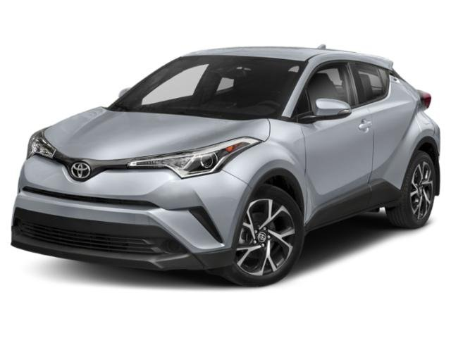 2018 Toyota C-HR  Regular Unleaded I-4 2.0 L/121 [7]