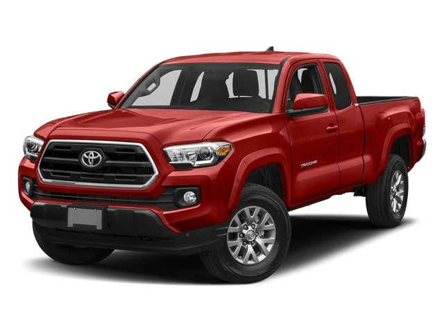 2018 Toyota Tacoma SR5 SR5 Access Cab 6' Bed I4 4x4 AT Regular Unleaded I-4 2.7 L/164 [4]