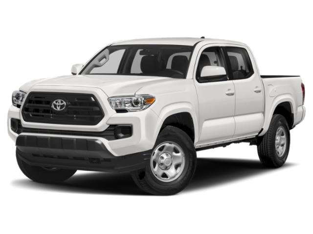 2018 Toyota Tacoma  Regular Unleaded I-4 2.7 L/164 [1]