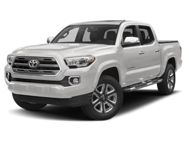 2018 Toyota Tacoma Limited Limited Double Cab 5' Bed V6 4x4 AT Regular Unleaded V-6 3.5 L/211 [1]