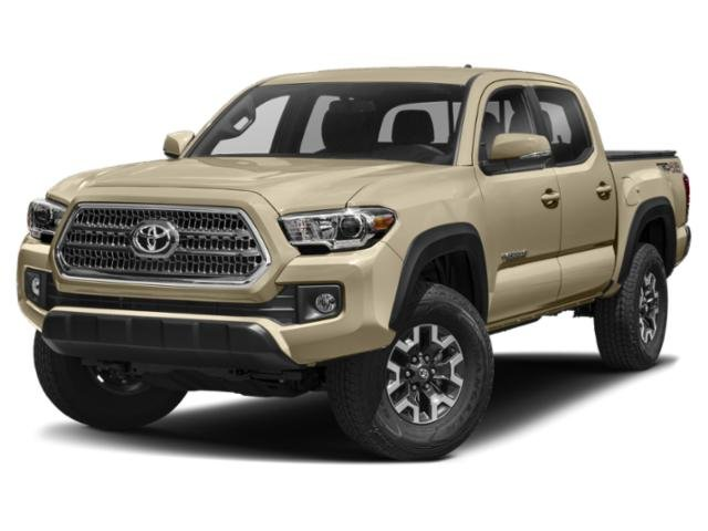 2018 Toyota Tacoma TRD Off Road TRD Off Road Double Cab 5' Bed V6 4x4 AT Regular Unleaded V-6 3.5 L/211 [12]