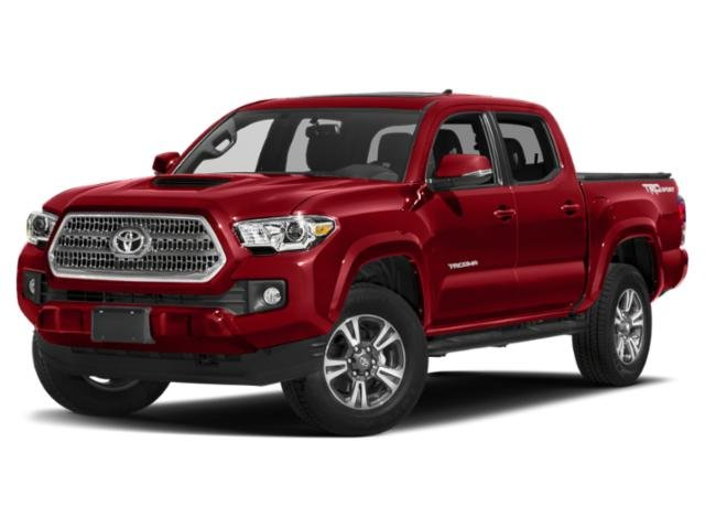 2018 Toyota Tacoma TRD Sport TRD Sport Double Cab 5′ Bed V6 4x2 AT Regular Unleaded V-6 3.5 L/211 [0]