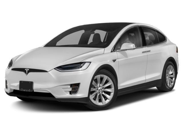 2018 Tesla Model X  Electric [13]