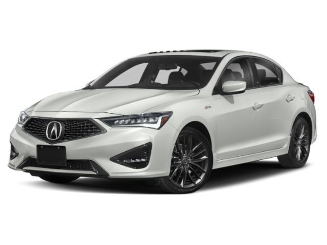 2019 Acura ILX w/Premium/A-Spec Pkg Sedan w/Premium/A-Spec Pkg Premium Unleaded I-4 2.4 L/144 [11]