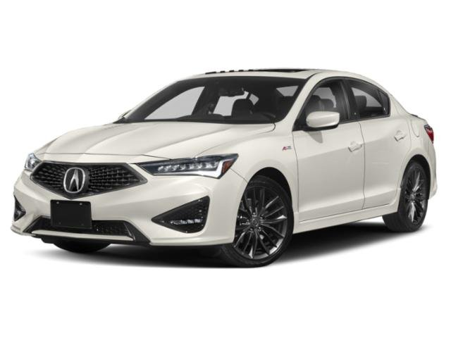 2019 Acura ILX with Technology/A-Spec Pkg