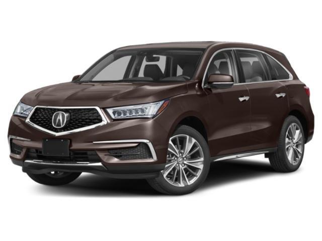 2019 Acura MDX w/Technology Pkg FWD w/Technology Pkg Premium Unleaded V-6 3.5 L/212 [17]