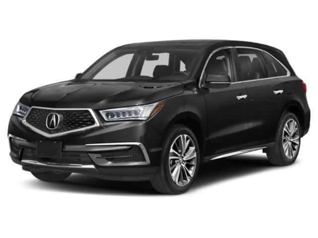 2019 Acura MDX w/Technology Pkg SH-AWD w/Technology Pkg Premium Unleaded V-6 3.5 L/212 [7]
