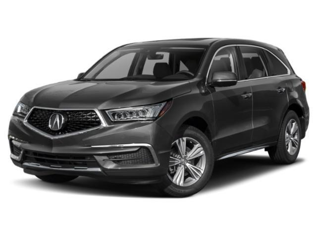 2019 Acura MDX SH-AWD SH-AWD Premium Unleaded V-6 3.5 L/212 [2]