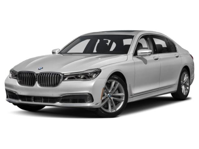 2019 BMW 7 Series 750i 750i Sedan Twin Turbo Premium Unleaded V-8 4.4 L/268 [1]