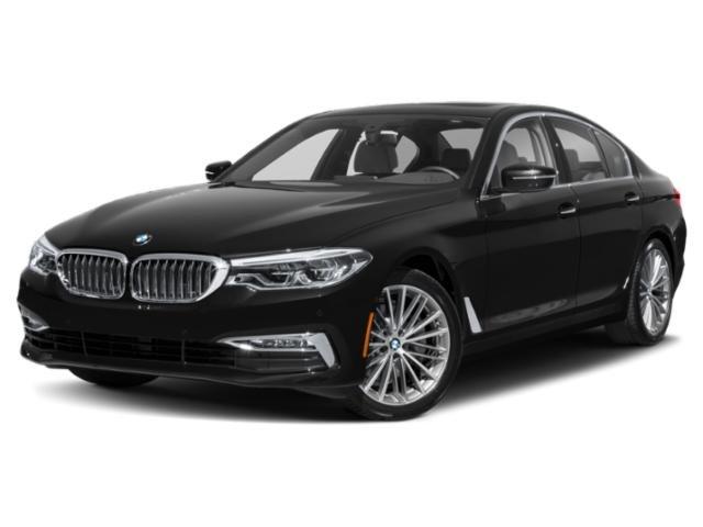 2019 BMW 5 Series 540i 540i Sedan Intercooled Turbo Premium Unleaded I-6 3.0 L/183 [6]
