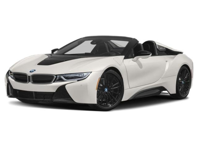 2019 BMW i8 ROADSTER 2D Roadster Intercooled Turbo Gas/Electric I-3 1.5 L/91 [1]