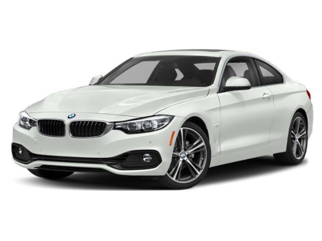 2019 BMW 4 Series 430i 430i Coupe Intercooled Turbo Premium Unleaded I-4 2.0 L/122 [1]