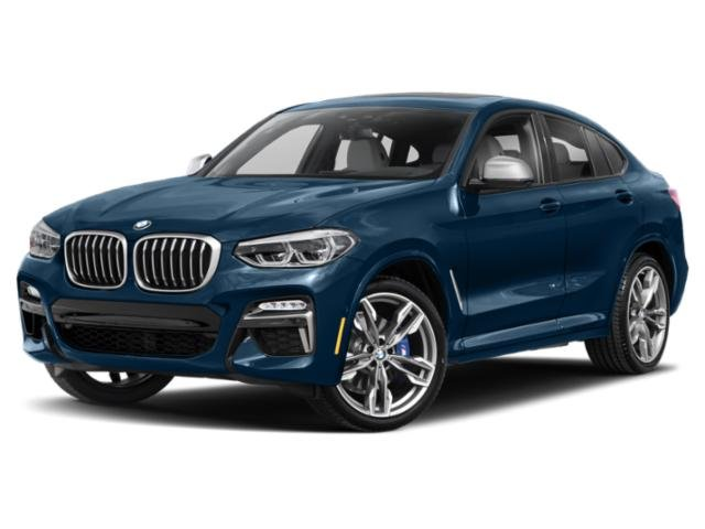 2019 BMW X4 M40i M40i Sports Activity Coupe Intercooled Turbo Premium Unleaded I-6 3.0 L/183 [6]