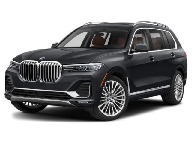 2019 BMW X7 xDrive40i xDrive40i Sports Activity Vehicle Intercooled Turbo Premium Unleaded I-6 3.0 L/183 [9]