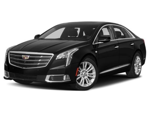 2019 Cadillac XTS Luxury 4dr Sdn Luxury AWD Gas V6 3.6L/217 [1]