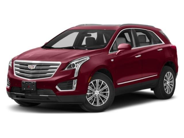 2019 Cadillac XT5 Luxury AWD AWD 4dr Luxury Gas V6 3.6L/222 [6]