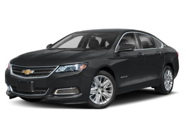 2019 Chevrolet Impala LT 4dr Sdn LT w/1LT Gas/Ethanol V6 3.6L/217 [1]