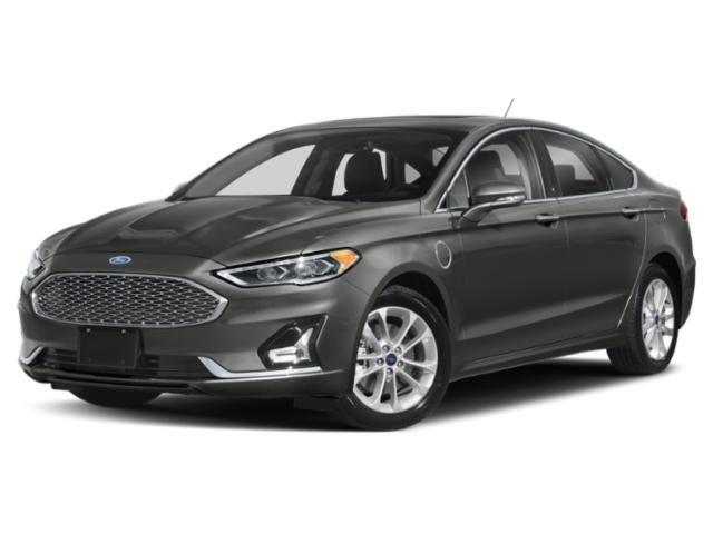 2019 Ford Fusion Energi Titanium Titanium FWD Gas/Electric I-4 2.0 L/122 [3]