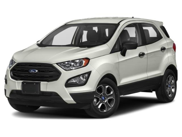 2019 Ford EcoSport S S FWD Intercooled Turbo Regular Unleaded I-3 1.0 L/61 [0]