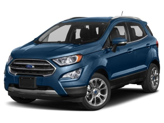 2019 Ford Ecosport Titanium Titanium FWD Intercooled Turbo Regular Unleaded I-3 1.0 L/61 [0]