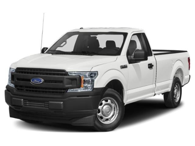 2019 Ford F-150 XL  Regular Unleaded V-6 3.3 L/204 [1]
