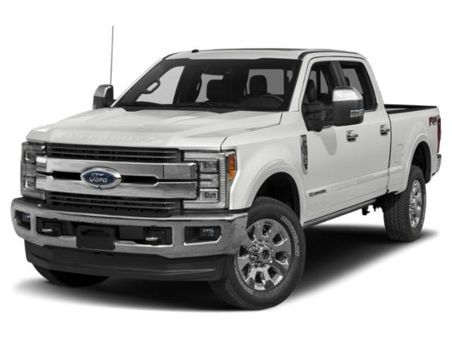 2019 Ford Super Duty F-350 SRW Lariat Crew Cab 4WD  Intercooled Turbo Diesel V-8 6.7 L/406 [1]