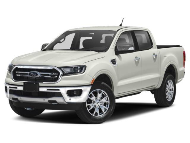 2019 Ford Ranger LARIAT LARIAT 4WD SuperCrew 5' Box Intercooled Turbo Regular Unleaded I-4 2.3 L/140 [7]