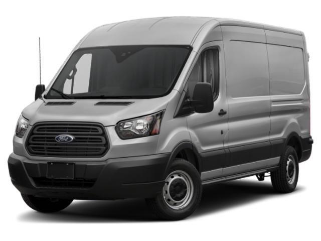 """2019 Ford Transit Van Cargo T-150 130"""" Med Rf 8600 GVWR Sliding RH Dr Regular Unleaded V-6 3.7 L/228 [13]"""