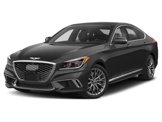 2019 Genesis G80 3.3T Sport 3.3T Sport AWD Twin Turbo Premium Unleaded V-6 3.3 L/204 [2]