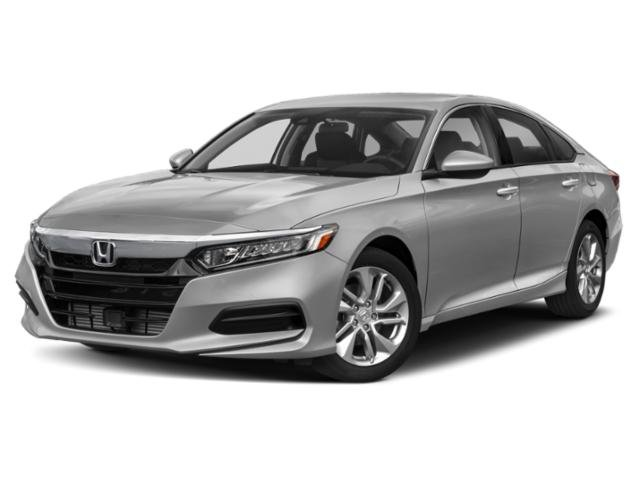 2019 Honda Accord Sedan LX 1.5T LX 1.5T CVT Intercooled Turbo Regular Unleaded I-4 1.5 L/91 [1]