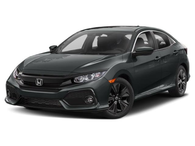 2019 Honda Civic Hatchback EX EX CVT Intercooled Turbo Regular Unleaded I-4 1.5 L/91 [16]